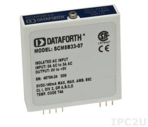 SCM5BPT-1367 from Dataforth Corporation