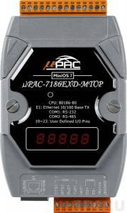 uPAC-7186EXD-MTCP - ICP DAS
