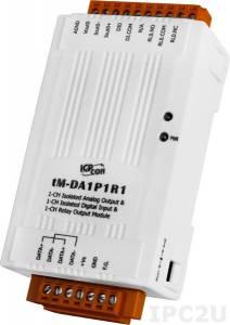 tM-DA1P1R1 from ICP DAS