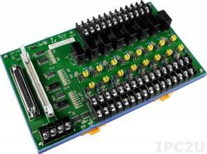 DB-16P8R/DIN - ICP DAS