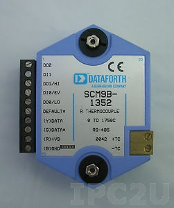 SCM9B-1252 from Dataforth Corporation