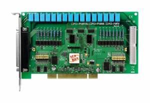 PCI-P16R16U from ICP DAS