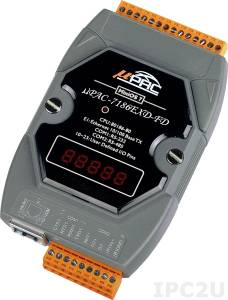 uPAC-7186EXD-FD from ICP DAS